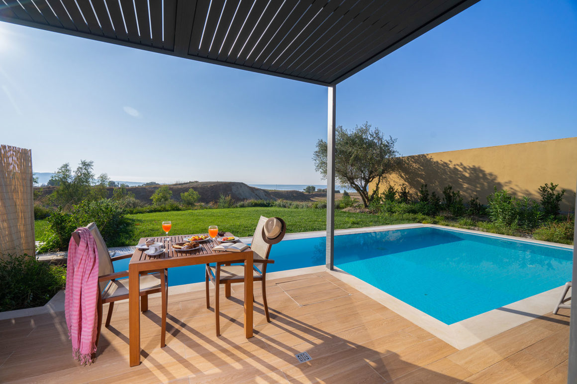 PREMIUM SUITE WITH PRIVATE POOL ASTERIAS