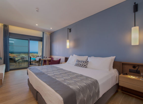 JUNIOR SUITE WITH BALCONY / SEA VIEW ASTERIAS