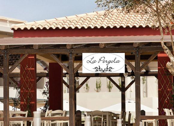 """"""" LA PERGOLA"""" GRILL HOUSE & SOUVLAKI"""